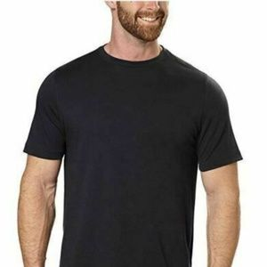 Mens Classic Fit Crew Neck 100% Cotton Tee T-Shirt